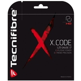 Tecnifibre X- Code 17 Tennis String Set Black