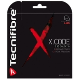 Tecnifibre X- Code 16 Tennis String Set Black