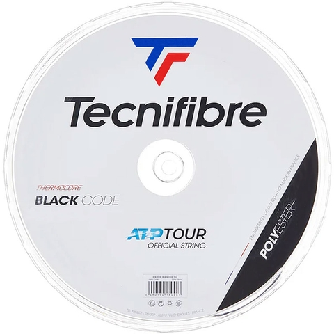 Tecnifibre Black Code 16 Tennis String Reel