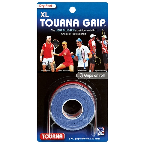 Tourna Grip Xl 3 Pack Tennis Overgrip