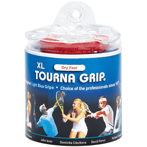 Tourna Grip Xl 30 Pack Tennis Overgrip
