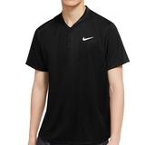 Nike Court Dry Blade Print Men's Tennis Polo