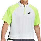 Nike Court Slam Half Zip Men's Tennis Polo