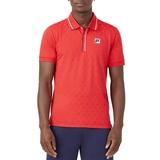 Fila Tennis Jacquard Men's Tennis Polo
