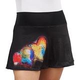 Lacoasports Double Hearts Women's Tennis Skirt