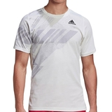 Adidas Heat Ready Freelift Print Men's Tennis Tee