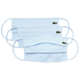 Lacoste Adult 3 Pack Face Mask