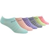 Adidas Superlite 6- Pack No Show Girls ' Tennis Socks