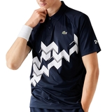 Lacoste Novak Ultra Dry Men's Tennis Polo