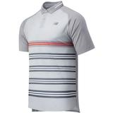 New Balance Printed Tournament Men's Tennis Polo