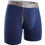 2undr Swing Shift 6 Inches Men's Boxer Briefs