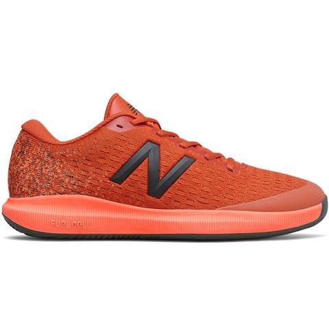 New Balance Fuel Cell 996v4 D Men's Tennis Shoe Orange