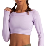Bloquv Crop Women's Top