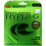Solinco Hyper- G 16l Soft Tennis String Set