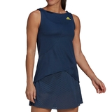 Adidas Prime Blue Y Women's Tennis Dress