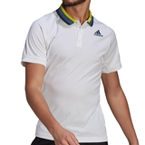 Adidas Freelift Prime Blue Heat Ready Men's Tennis Polo