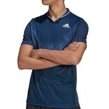 Adidas Graphic Men's Tennis Polo