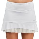 Denise Cronwall Jade Two Tier Women's Skirt