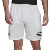 Adidas Club 3 Stripes 9 Men's Tennis Short