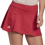 Adidas Knit Prime Blue Women's Tennis Skirt