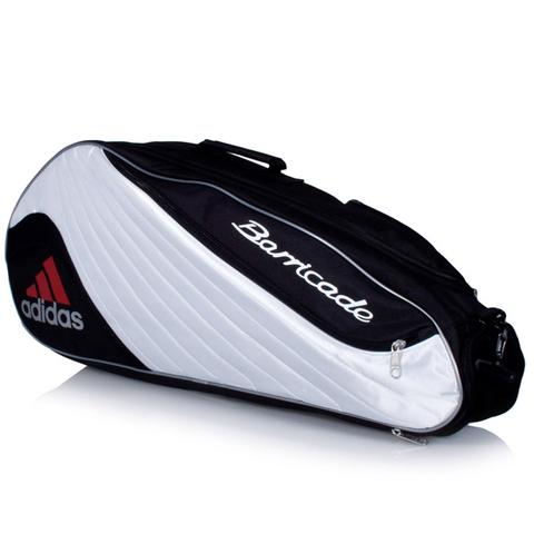 Adidas Barricade Ii Tour 3 Pack Tennis Bag