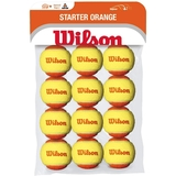 Wilson Starter Game 12 Pack Tennis Balls