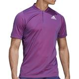 Adidas Freelift Prime Blue Men's Tennis Polo
