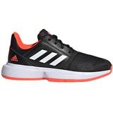 Adidas Courtjam Xj Junior Tennis Shoe