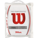 Wilson Pro Perforated Overgrip 12 Pack