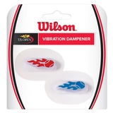Wilson Us Open Flame Tennis Dampener