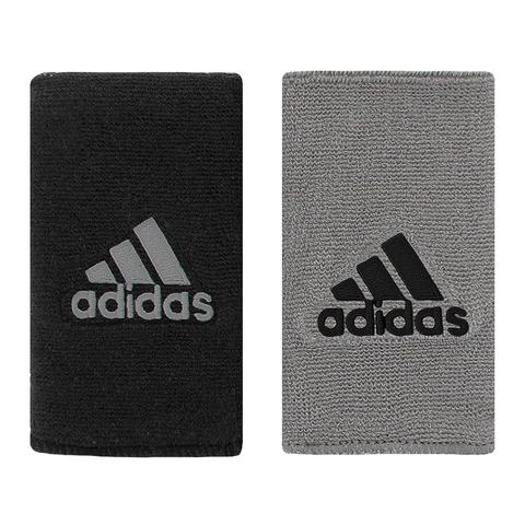 Adidas Interval Large Reversible Tennis Wristband