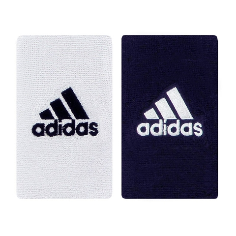 Adidas Interval Large Reversible Tennis Wristband
