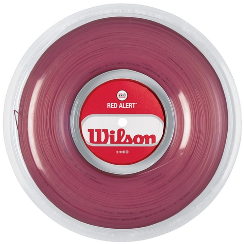 Wilson Red Alert 16 Tennis String Reel