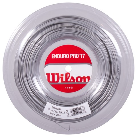 Wilson Enduro Pro 17 Tennis String Reel