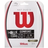 Wilson NXT Duo II 16/16L Tennis String Set