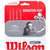 Wilson Sensation Duo 17/16 Tennis String Set