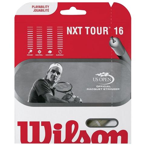 Wilson Nxt Tour 16 Tennis String Set