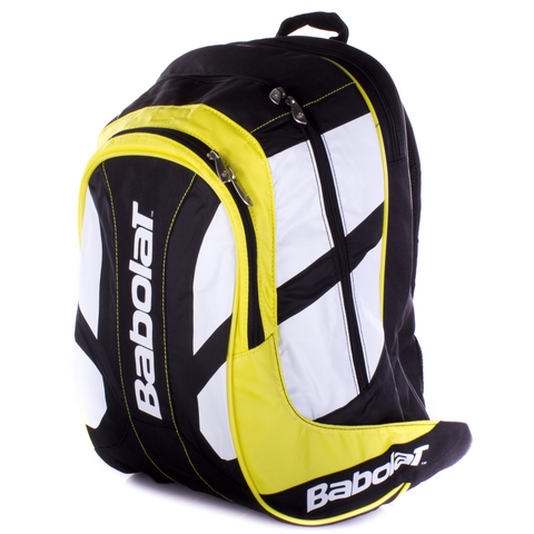 Babolat Club Tennis Backpack Yellow/White/Silver