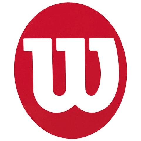 Wilson Tennis Raquet Stencil