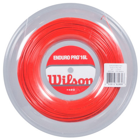 Wilson Enduro Pro 16l Tennis String Reel