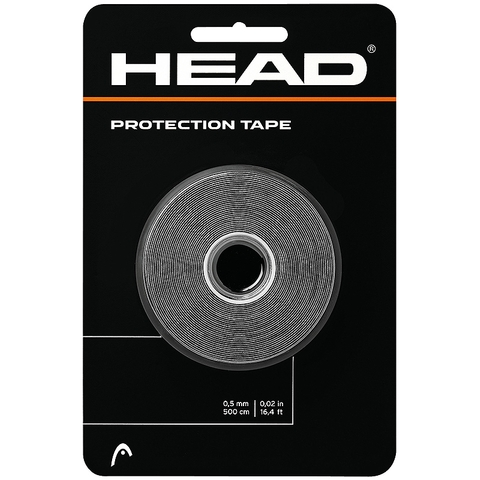 Head Protection Tennis Tape - Black