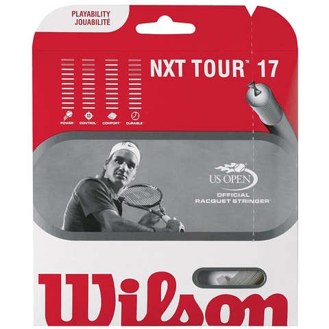 Wilson Nxt Tour 17 Tennis String Set