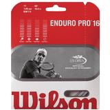Wilson Enduro Pro 16 Tennis String Set