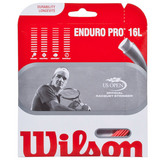 Wilson Enduro Pro 16L Tennis String Set
