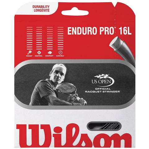 Wilson Enduro Pro 16l Tennis String Set