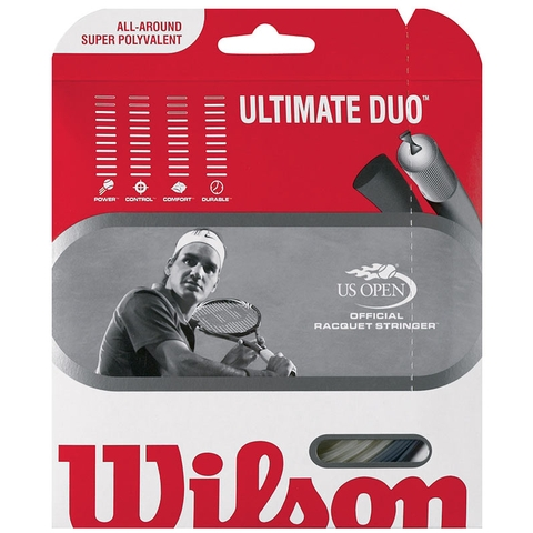 Wilson Ultimate Duo 16l/16 Tennis String Set