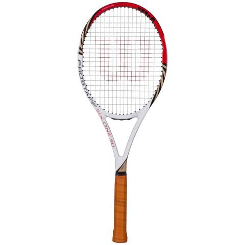 Wison Blx Pro Staff Six One 90 Tennis Racquet