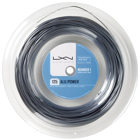 Luxilon Big Banger Alu Power 16l 330 ' Tennis String Reel
