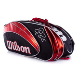 wilson Federer 15 Pack Tennis Bag