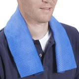 FLX Gear Cool Tennis Towel - Blue